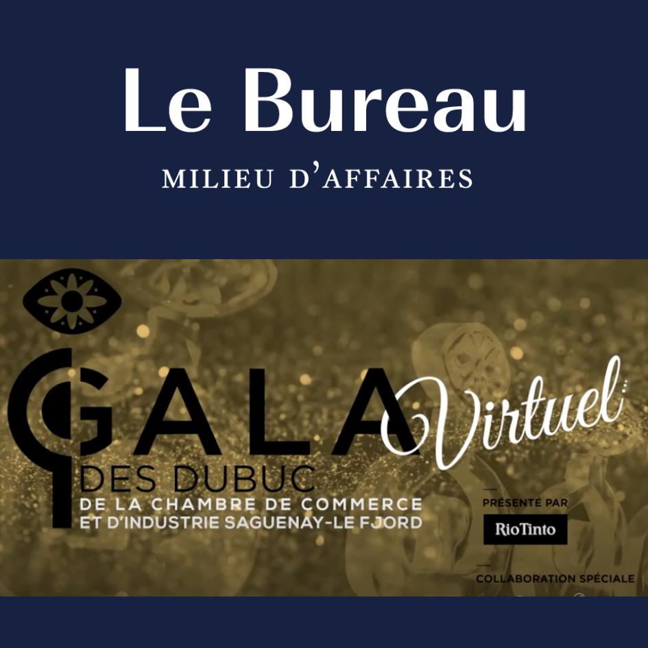 Vidéo de présentation – Gala du Dubuc